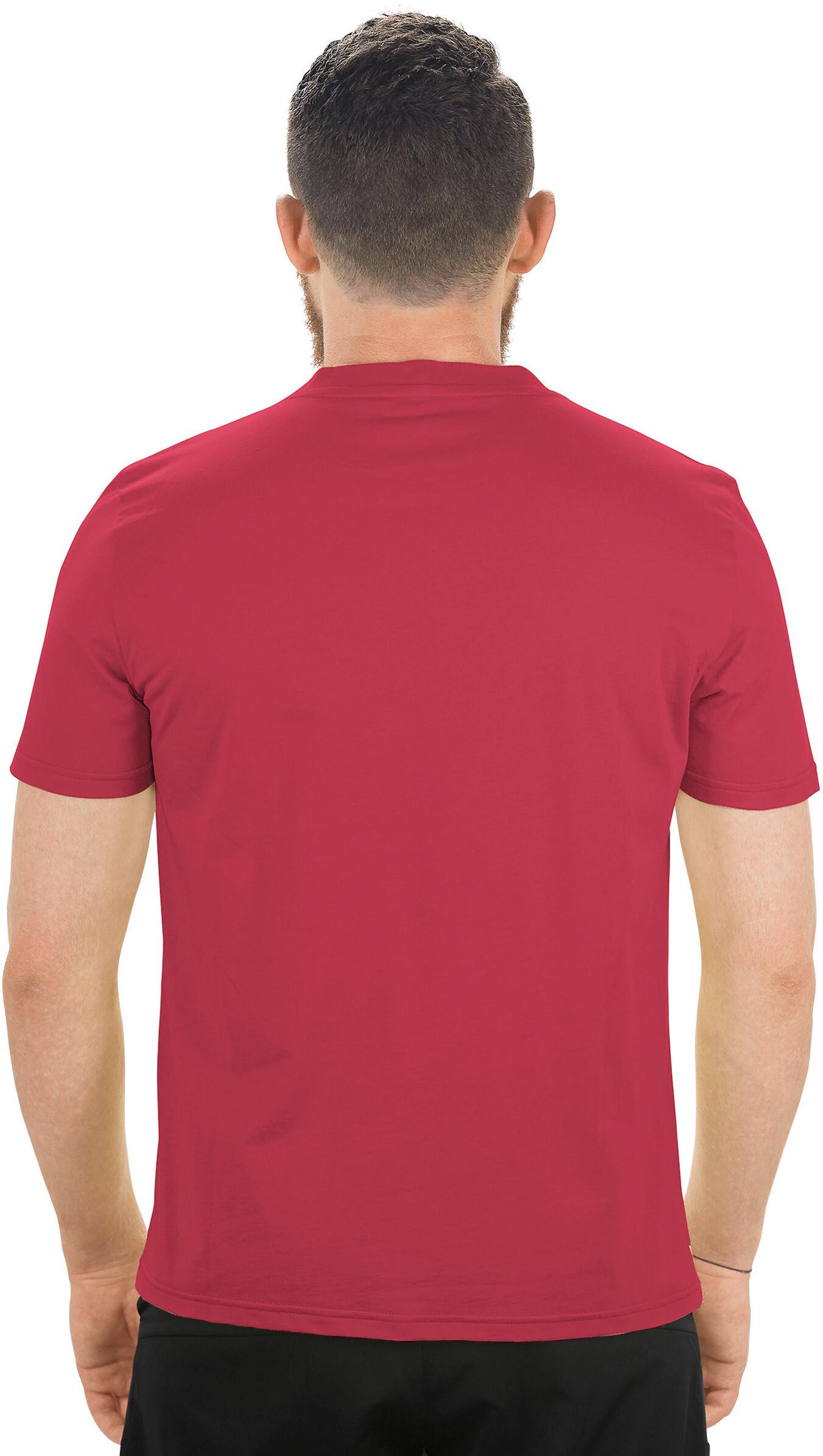 27ad60ef Cube Heritage T-Skjorte Herre rød | Gode tilbud hos bikester.no